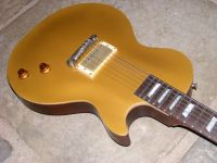 Carved top LP © 2021 42nd Street Guitars