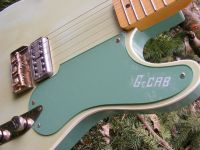 G cab, 2 tone La cabronita body custom build © 2019 42nd Street Guitars