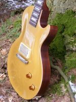42nd street LeCapitaine carved top © 2021 42nd Street Guitars