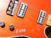 G cab Gretsch orange © 2019 42nd Street Guitars