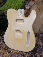 replacement body for Tele HS  - Butterscotch blonde (aged not worn) © 2019 42nd Street Guitars