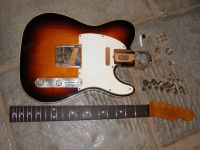 vintage build kit '60's style © 2017 42nd Street Guitars