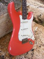 Fiesta red  © 2019 42nd Street Guitars