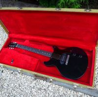 42nd street La Cadette Black nitro © 2018 42nd Street Guitars