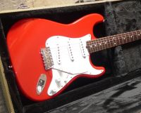 42nd street  Series 6 Hot rod red © 2019 42nd Street Guitars