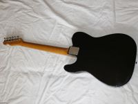 42nd street guitars R cab black with custom inlays and ebony fretboard © 2021 42nd Street Guitars